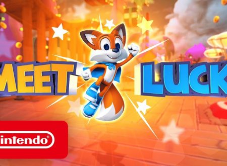 Super Lucky's Tale: il titolo è in arrivo l'8 novembre sui Nintendo Switch europei