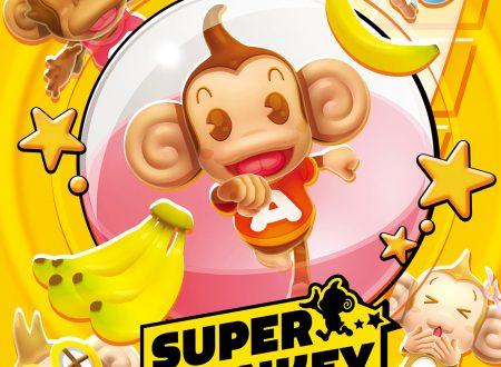 Super Monkey Ball: Banana Blitz HD, il titolo annunciato ufficialmente, in arrivo il 29 ottobre su Nintendo Switch