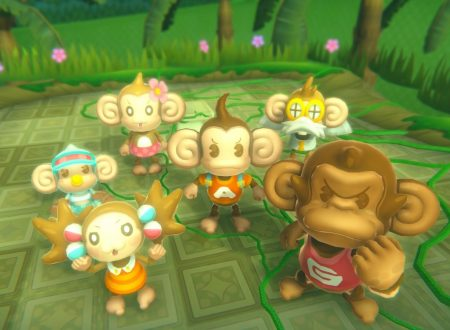 Super Monkey Ball: Banana Blitz HD, pubblicati i primi screenshots del titolo su Nintendo Switch