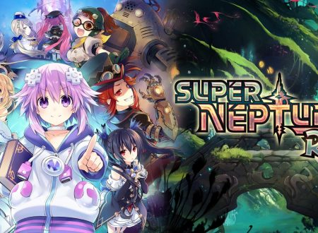 Super Neptunia RPG: un nuovo aggiornamento è ora disponibile su Nintendo Switch