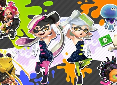 Super Smash Bros. Ultimate: ora disponibile il nuovo evento Spiriti appena… pescati! da Splatoon