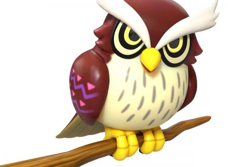 The Legend of Zelda: Link's Awakening, nuovi screenshots ci mostrano il gufo Owl