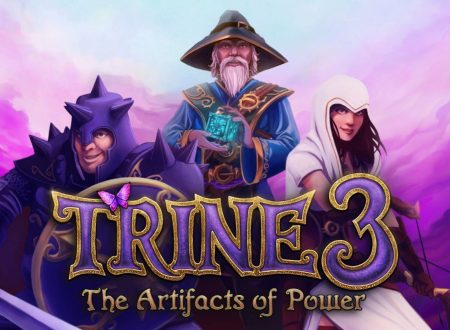 Trine 3: The Artifacts of Power, uno sguardo in video al titolo dai Nintendo Switch europei