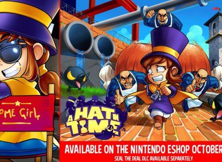 A Hat in Time: il titolo è in arrivo il 18 ottobre sui Nintendo Switch europei