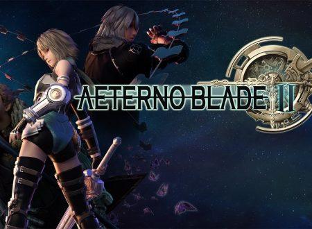 AeternoBlade II: il titolo è in arrivo l'11 ottobre sui Nintendo Switch europei