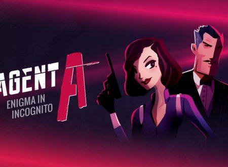 Agent A: A Puzzle in Disguise, uno sguardo in video al titolo dai Nintendo Switch europei