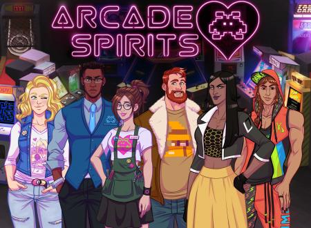 Arcade Spirits: il titolo è in arrivo nel corso del 2020 su Nintendo Switch
