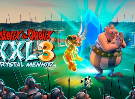 Asterix & Obelix XXL3: The Crystal Menhir, pubblicato il trailer di lancio su Nintendo Switch