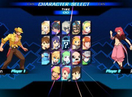 Blade Strangers: svelato l'arrivo di Aban, Doki Doki Poyatchio ed un altro personaggio con un update