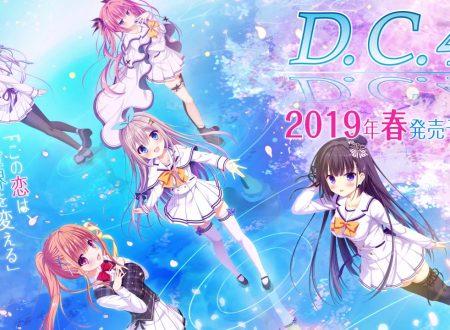 D.C.4: Da Capo 4: la visual novel  in arrivo il 19 dicembre sui Nintendo Switch giapponesi