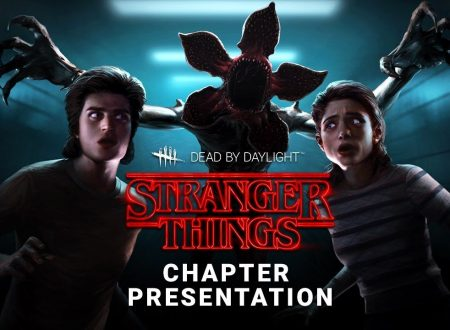 Dead by Daylight: pubblicato un video panoramica sul Demogorgone, Nancy e Steve da Stranger Things