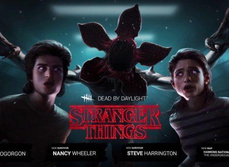 Dead by Daylight: annunciato l'arrivo del Demogorgone, Nancy e Steve da Stranger Things