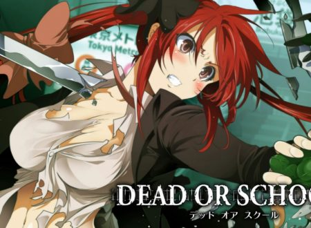 Dead or School: uno sguardo in video al titolo dall'eShop giapponese di Nintendo Switch