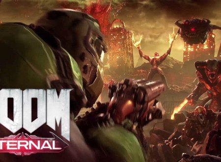 Doom Eternal: pubblicato un trailer overview sulla modalità multiplayer