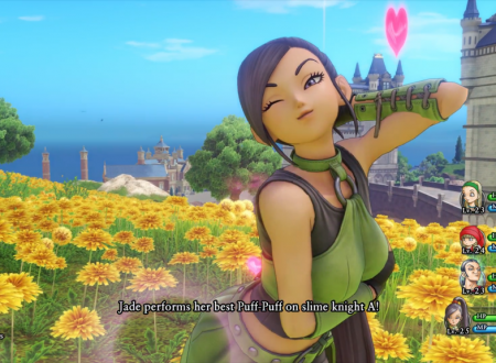 Dragon Quest XI S: Echi di un'era perduta, una demo è in arrivo prossimamente su Nintendo Switch