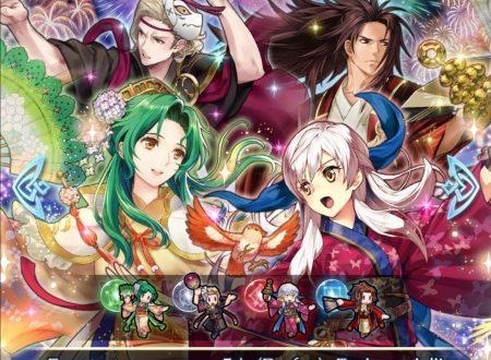 Fire Emblem Heroes: di nuovo disponibili gli eroi speciali: Hoshido in festa