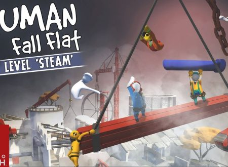Human: Fall Flat, uno sguardo in video al nuovo livello Steam, ora disponibile su Nintendo Switch
