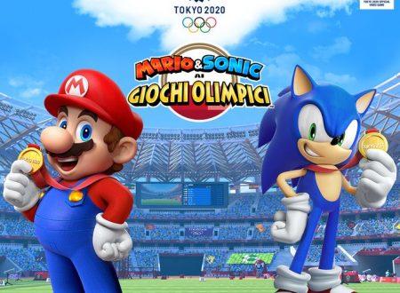 Mario & Sonic ai Giochi Olimpici di Tokyo 2020: il titolo in arrivo l'8 novembre sui Nintendo Switch europei