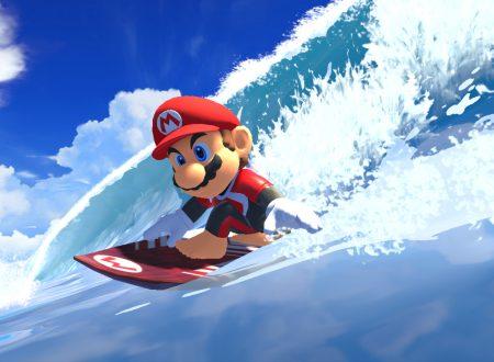 Mario & Sonic ai Giochi Olimpici di Tokyo 2020: pubblicati nuovi artwork dedicati ai personaggi