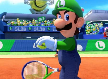 Mario Tennis Aces: una demo sarà disponibile a metà agosto col Nintendo Switch Online