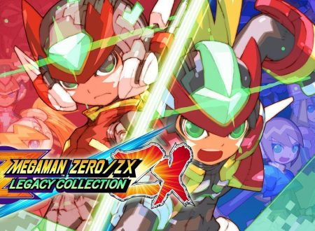 Mega Man Zero/ZX Legacy Collection: pubblicati due video gameplay off-screen