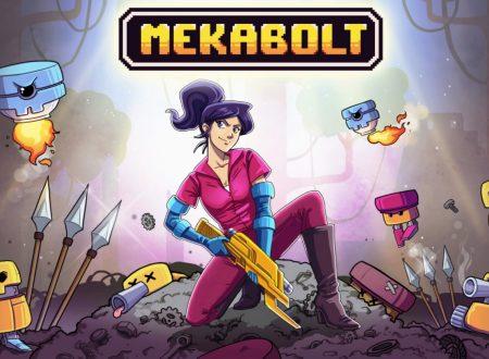Mekabolt: uno sguardo in video al titolo dai Nintendo Switch europei