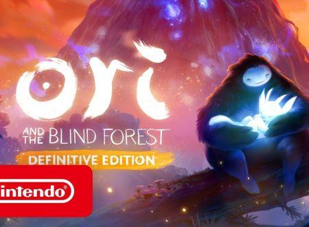 Ori and the Blind Forest: il titolo è in arrivo il 27 settembre sull'eShop di Nintendo Switch