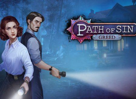 Path of Sin: Greed, uno sguardo in video al titolo dai Nintendo Switch europei