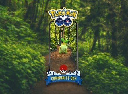 Pokèmon GO: Turtwig sarà protagonista del Community Day del mese di settembre