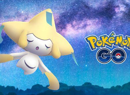 Pokèmon GO: annunciato l'arrivo di Jirachi, l'ultrabonus e il ritorno di Pokèmon in versione cromatica