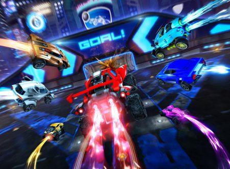 Rocket League: il titolo aggiornato alla versione 1.66 sui Nintendo Switch europei