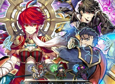 Fire Emblem Heroes: svelato l'arrivo della sfida ai voti: Impavidi e rivali