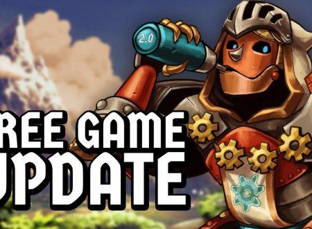 SteamWorld Quest: annunciato l'arrivo di un aggiornamento nelle prossime ore su Nintendo Switch