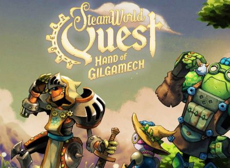 SteamWorld Quest: un nuovo aggiornamento è disponibile ora su Nintendo Switch