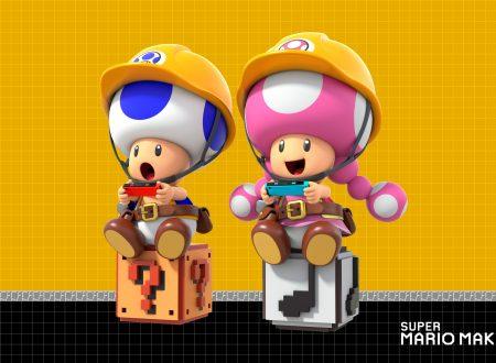 Super Mario Maker 2: superati i 5 milioni di livelli creati nel titolo in tutto il mondo