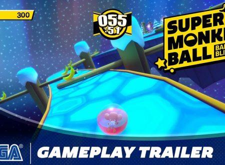 Super Monkey Ball: Banana Blitz HD, pubblicato un gameplay trailer dedicato al titolo