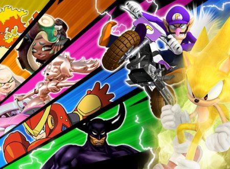 Super Smash Bros. Ultimate: svelato l'arrivo del nuovo l'evento: A tutto gas!