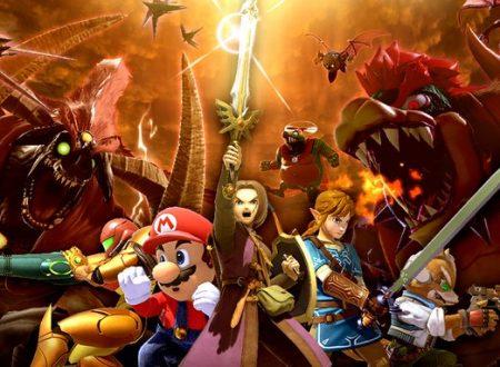 """Super Smash Bros. Ultimate: svelato l'arrivo del torneo speciale di 3 giorni """"Buoni contro cattivi"""""""