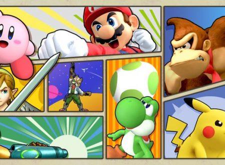 Super Smash Bros. Ultimate: svelato l'arrivo del torneo speciale ispirato a Super Smash Bros. per Nintendo 64