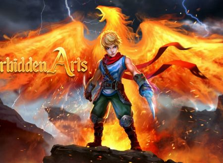 The Forbidden Arts: uno sguardo in video al titolo dai Nintendo Switch europei