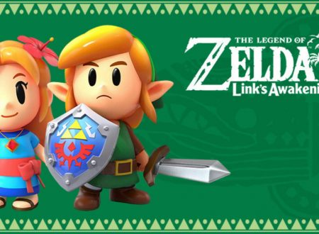 The Legend of Zelda: Link's Awakening, il titolo è ora in pre-download sull'eShop di Nintendo Switch