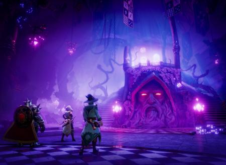 Trine 4: The Nightmare Prince, il titolo è in arrivo l'8 ottobre sull'eShop di Nintendo Switch
