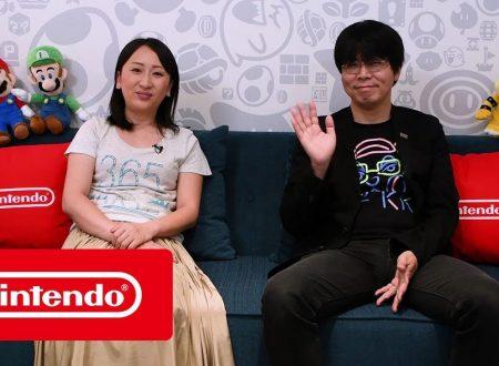 Animal Crossing: New Horizons, Sviluppatori su un'isola deserta con Aya Kyogoku e Hisashi Nogami