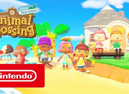 Animal Crossing: New Horizons, pubblicato il trailer, Welcome to Island Life!