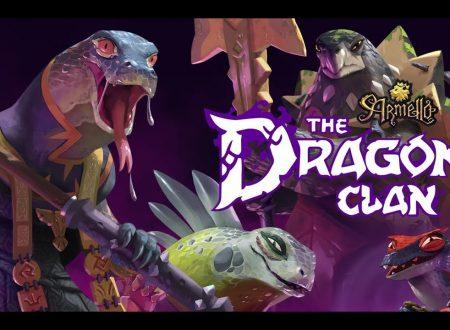 Armello: il DLC The Dragon Clan è in arrivo nel corso del 2020 sui Nintendo Switch europei
