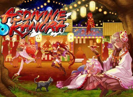 Asdivine Kamura: il nuovo capitolo dell'JRPG di KEMCO in arrivo ad ottobre su Nintendo Switch