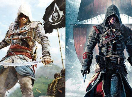 Assassin's Creed: The Rebel Collection, la raccolta è in arrivo i 6 dicembre sui Nintendo Switch europei