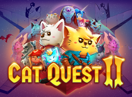 Cat Quest II: The Lupus Empire, il titolo in arrivo in Autunno su Nintendo Switch