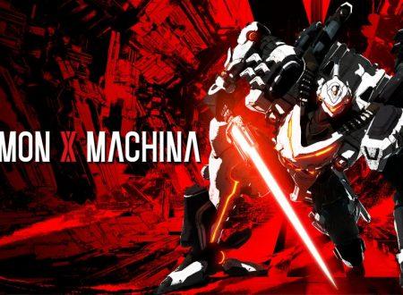 Daemon X Machina: pubblicato il trailer di lancio del titolo su Nintendo Switch