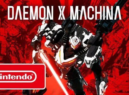 Daemon X Machina: pubblicato un trailer di presentazione del gioco